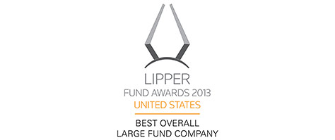 Lipper Award 2013