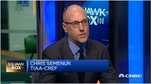 Chris Semenuk discusses European equities and international investing on CNBC Power Lunch