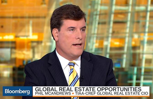 Phil McAndrews Discusses Global Real Estate Outlook on Bloomberg Markets