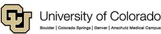 The University of Colorado