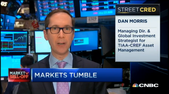 Dan Morris featured on CNBC