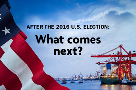After the 2016 U.S. Election: What comes next?