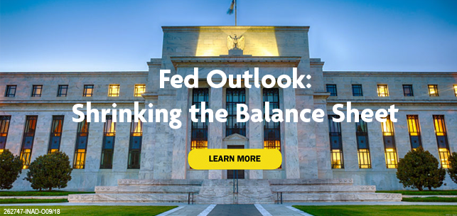 Fed Outlook: Shrinking the Balance Sheet. Learn more