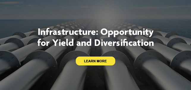 Infrastructure: Opportunity for yield and diversification