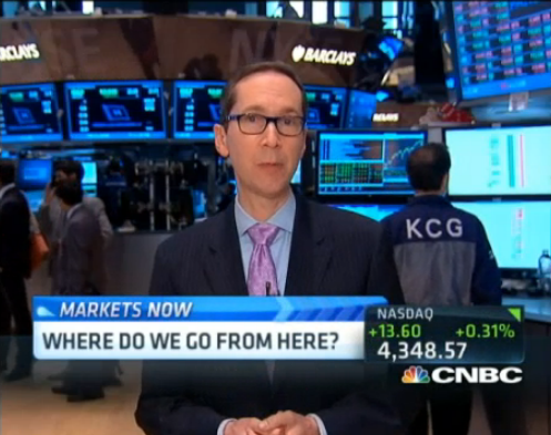 Daniel Morris on CNBC's Power Lunch