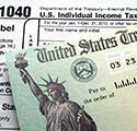 Form 1040 for US Individual Income Tax Return