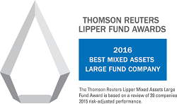 Thomson Reuters Lipper Fund Awards