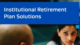 Institutional Retirement Plan Solutions