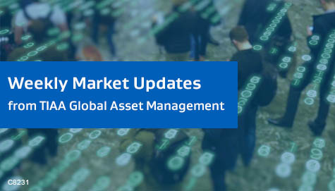 Weekly Market Updates from TIAA Global Asset Management